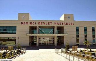 Demirci Devlet Hastanesinden Koronavirüsle ilgili açıklama geldi