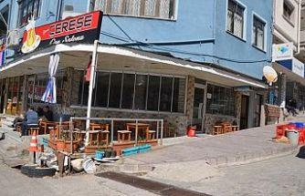 Demirci İlçesinde de Kahvehaneler ve Kafeler Kapalı