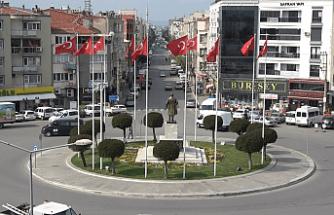 Akhisar Belediyesinden şarkılı Evde Kal çağrısı