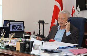 Başkan, Vatandaşların Sorunlarını Telefonla Dinledi