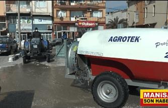 Koronavirüse Karşı Belediye-Çiftçi Dayanışması