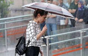 Meteoroloji Uyardı! Yağışlı Hava Etkili Olacak