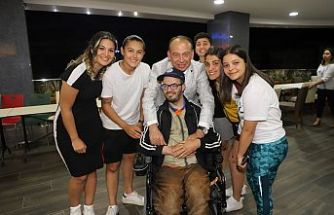 Başkan Akın'dan Engelliler Haftası Mesajı