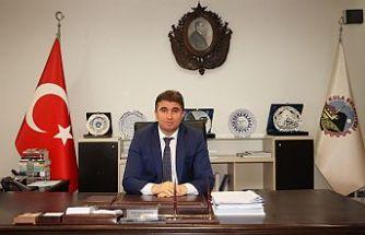 Başkan Tosun'dan, 19 Mayıs ve Kadir Gecesi mesajı