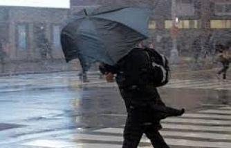 Meteoroloji gün içinde ikinci kez uyardı! Kuvvetli Lodos bekleniyor