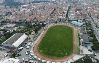 Eski şehir stadyumu Akhisar halkına ait