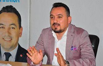 İYİ Parti Çapaklıların haklı mücadelesini TBMM'ye taşıdı