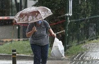 Hava Sıcaklıkları Düşecek! Dikkat Gökgürültülü Sağanak Yağışlar Geliyor