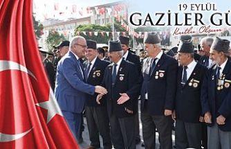 Başkan Ergün'den 19 Eylül Gaziler Günü Mesajı