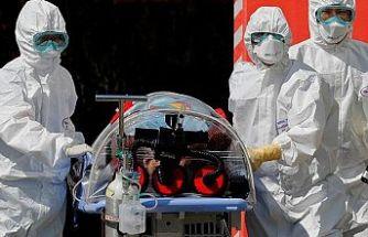 Koronavirüs nedeniyle 2 Sağlıkçı daha hayatını kaybetti