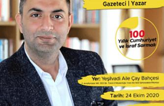 Gazetesi- Yazar Murat Ağırel, Manisa'da söyleşi ve imza gününde okuyucularıyla bir araya gelecek