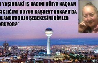 """70 Yaşındaki İş Kadını """" Çığlığımı duyun, Başkent Ankara'da Dolandırıcılık Şebekesini Kimler Koruyor?"""""""
