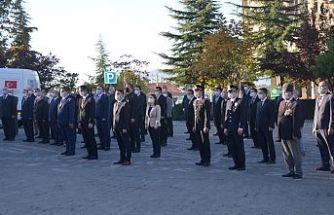 Başkomutan Gazi Mustafa Kemal Atatürk Anıldı