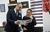 Başkan Kelem  Ticaret Bakanına Demirci'nin taleplerini iletti