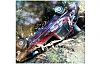 Otomobille şarampole yuvarlanan yaşlı çift için itfaiye seferber oldu