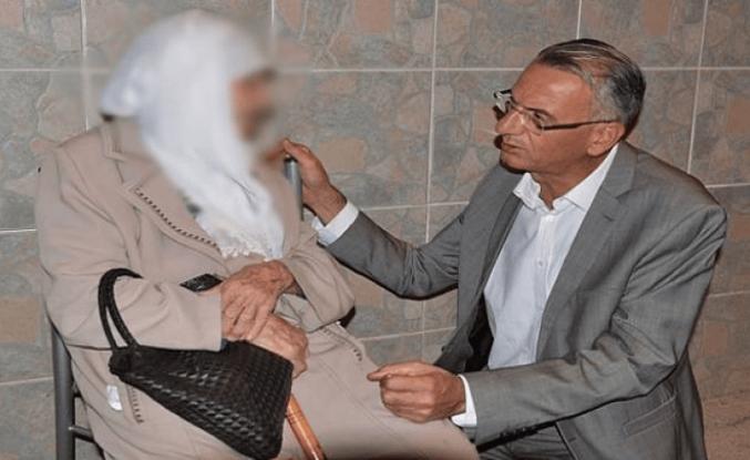 Yaşlı Kadın oğlu ve gelini tarafından sokağa bırakıldı iddiası