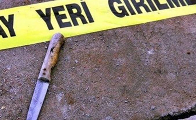 Sokakta Karşılaştığı Eski Eşini Bıçakladı