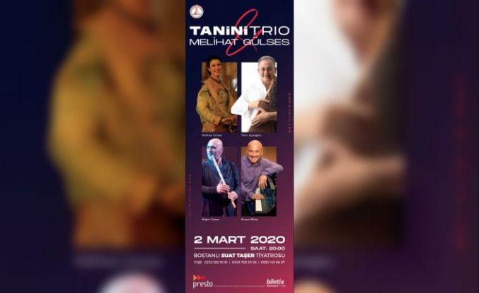 Tanini Trio ve Melihat Gülses Doğu Batı köprüsünü müzikle kuracaklar
