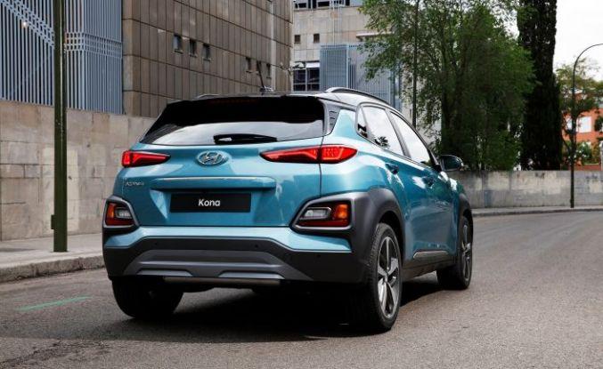 Hyundai KONA'ya Yeni Bir Donanım Seviyesi Daha: Smart