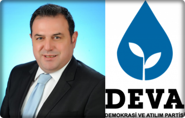 Turgutlu DEVA Partisi Kurucu İlçe Başkanlığına Süleyman Muhammed Şahin Atandı