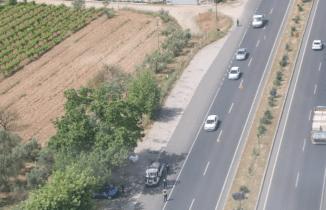 Manisa Jandarma Havadan Trafik Denetimi