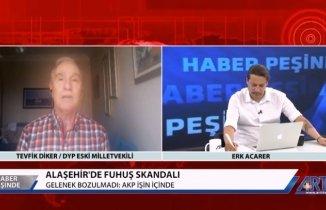 Tevfik Diker Alaşehir Devlet Hastanesinde yaşanan Seks Skandalı iddialarını açıkladı