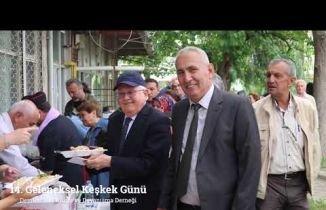 Demircililer Keşkek Gününden Görüntüler İzmir 2019